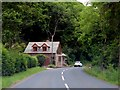 NY4523 : The A592 by Floshgate by Steve Daniels