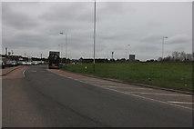 TQ5480 : New Road, Rainham by David Howard