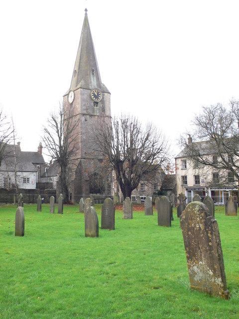 St Paul's Steeple, Malmesbury