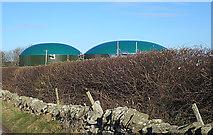 NJ1262 : Biomass Digester by Anne Burgess