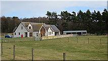 NJ1564 : Drannac House by Anne Burgess