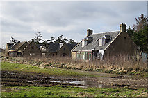 NJ1363 : Kirkton by Anne Burgess