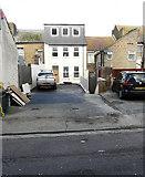 TQ7567 : 22, High Street, Chatham by John Baker