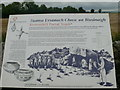 S7576 : Information board at Brownshill Portal Tomb by Eirian Evans