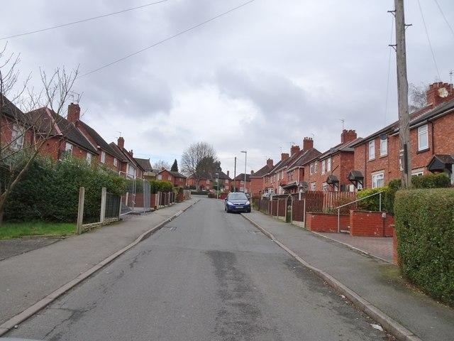 Woodfield Road