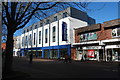 SZ6199 : New hotel in Gosport's High Street by Barry Shimmon