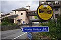 SD3584 : No jumping sign, Backbarrow by Ian Taylor
