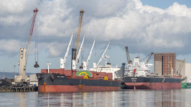 Ships, Belfast