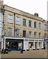 TF0307 : 18 & 19 High Street, Stamford by Alan Murray-Rust