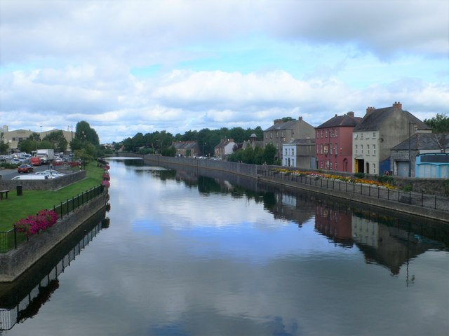 The River Nore, Kilkenny