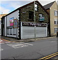 SS9596 : Former Bailey's Home shop, High Street, Treorchy by Jaggery