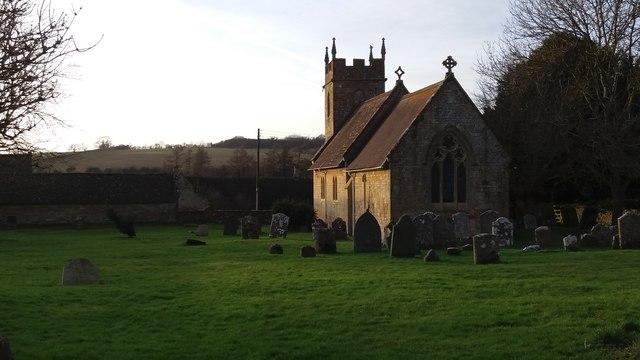 St Jame's Church