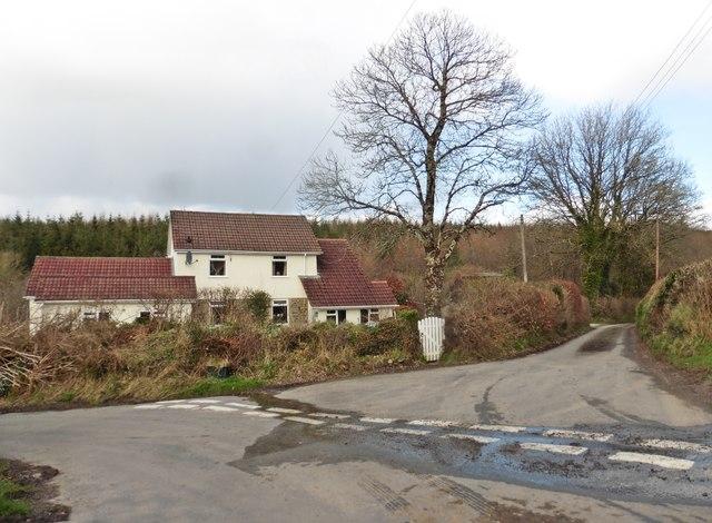 School Cottage, Week Cross