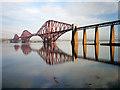 NT1378 : Victorian Splendour - The Forth Bridge by David Dixon