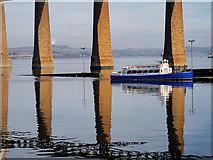NT1378 : Forth Princess at Hawes Pier by David Dixon