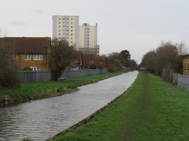 New River near Enfield