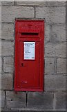 SE1941 : Postbox on The Green, Guiseley by Ian S