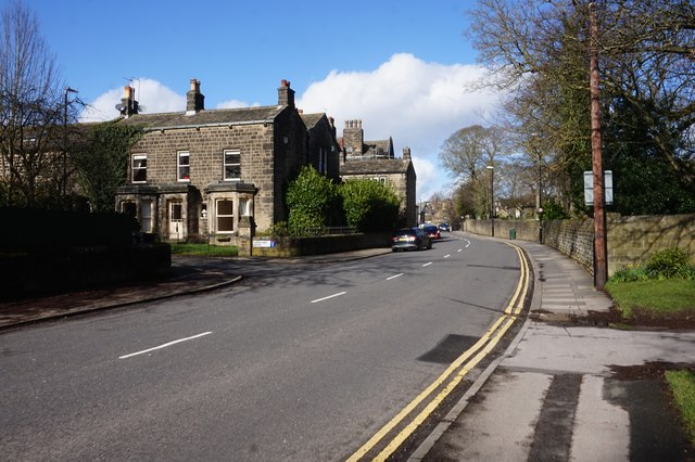 The Green, Guiseley