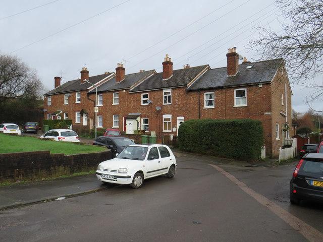 Clifton Cottages, High Brooms, near Tunbridge Wells