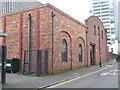 SP0686 : Historic building on Gas Street, Birmingham by Chris Allen