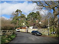 TQ5638 : Hungershall Park, Tunbridge Wells by Malc McDonald