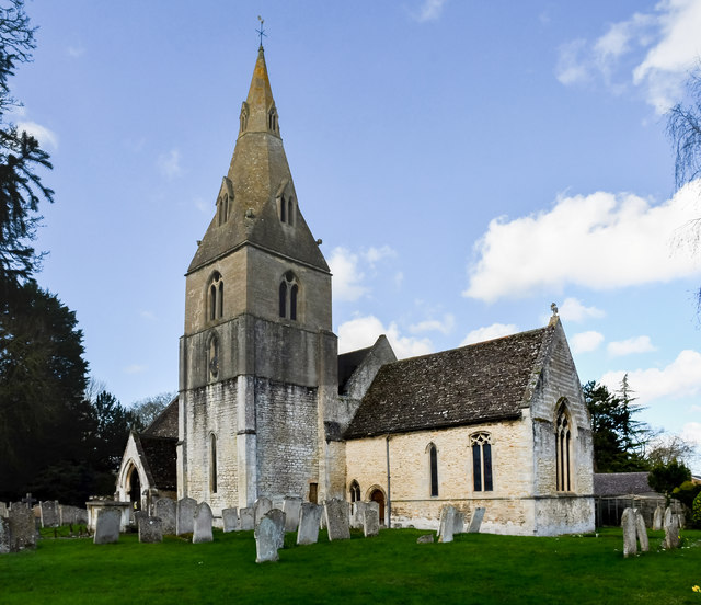 St Thomas Becket church, Greatford