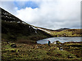 R9124 : Lake and Hills by kevin higgins
