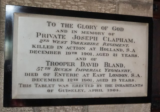 St Oswald's Church, Guiseley