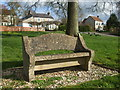 ST7831 : A millennium seat by Neil Owen