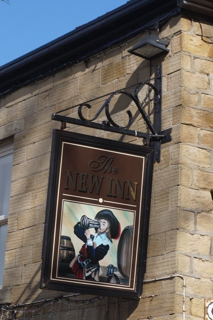 The New Inn, The Green, Guiseley