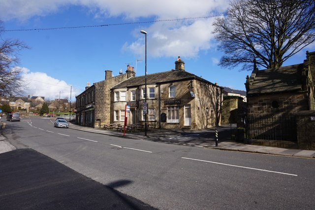 The New Inn, The Green, Guiseley