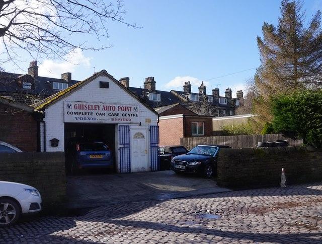 Guiseley Auto Point, Station Road, Guiseley
