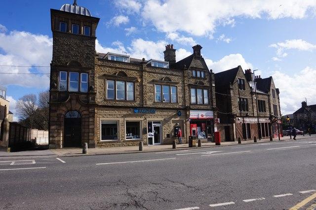 Barclays Bank, Oxford Road, Guiseley