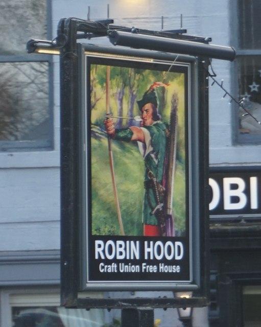 The Robin Hood Public House