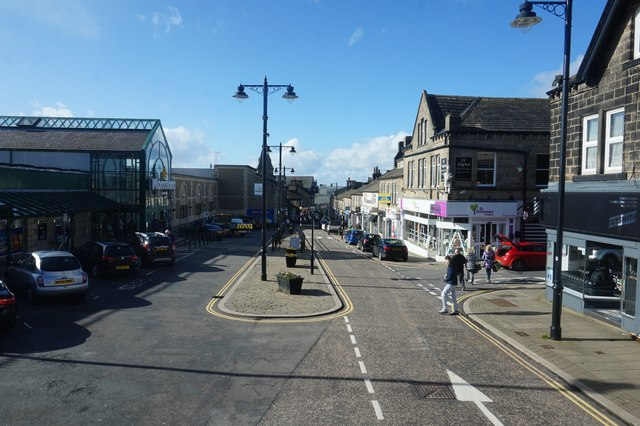 High Street, Yeadon