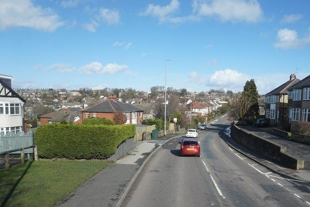 Harrogate Road, Yeadon