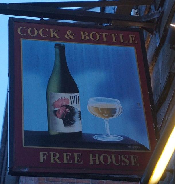 Cock & Bottle on Skeldergate, York