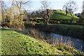 TL4821 : The River Stort at Bishop's Stortford by Bill Boaden