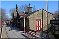 SE0337 : Keighley and Worth Valley Railway - Haworth Station by Chris Allen