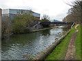 SO9890 : Walsall Canal - Izon Turnover Footbridge by Chris Allen