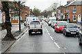 NY4155 : Warwick Road (A69) near Brunton Park by David Dixon