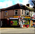 ST3288 : Corporation Road Post Office in a corner shop, Newport by Jaggery