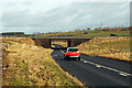 NY5519 : Passing below the M6 by Mary and Angus Hogg