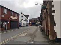 SP2871 : Western end of Station Road, Kenilworth by Robin Stott