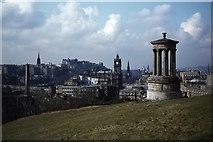 NT2674 : Dugald Stewart Monument, Calton Hill, Edinburgh by Colin Park