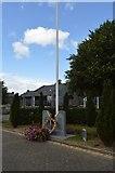 R5757 : War Memorial, Castle Lane by N Chadwick