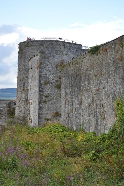 Tower, King John's Castle
