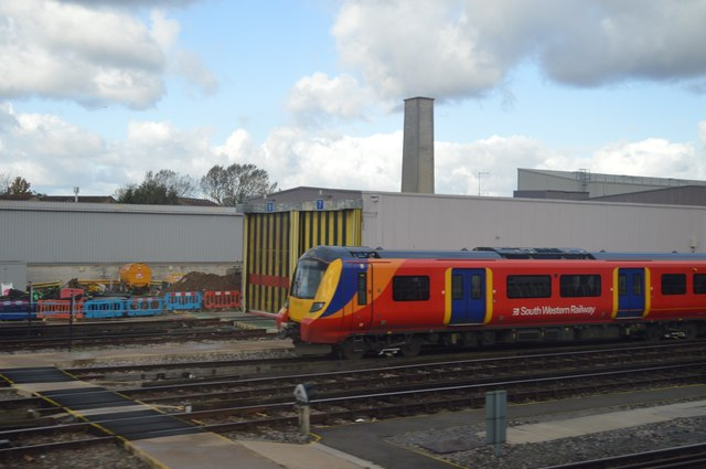 Wimbledon Traincare Centre