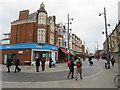 TQ3688 : Walthamstow High Street by Malc McDonald