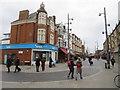 TQ3688 : Walthamstow High Street by Malc McDonald